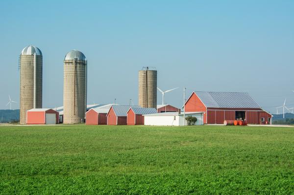 silosy paszowe dla rolników